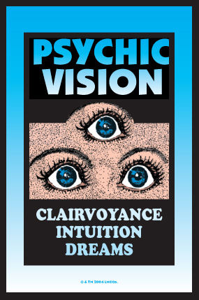Psychic-vision-dream-candle-label